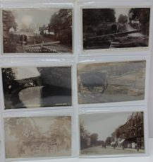 A collection of circa 150 postcards depicting scenes and events in Newport. Sold for £410 at Anthemion Auctions