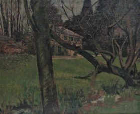 A landscape painting featuring in our 23rd May Fine Sale - Lot number TBA
