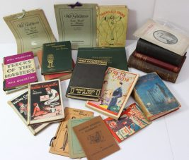 Will Goldston's card system of exclusive magical secrets, together with Will Goldston's easy road magic, Goldston (Will) secrets of famous illusionists, 1933, Goldston (Will) more modern card tricks, and other books by Goldston & others, circa 17 books. Sold for £240 at Anthemion Auctions