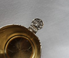 Anthemion on a handle