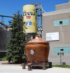 Miller Coors Brewing Building Renovation in Boulder Colorado