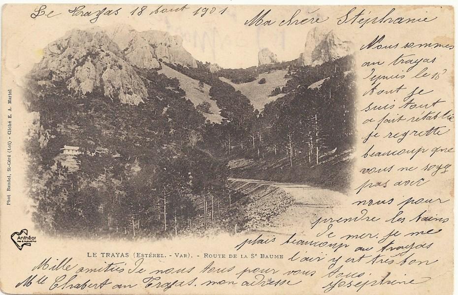 Le Trayas Route 1901