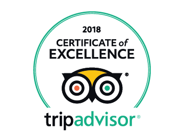 ANTHIAS DIVERS EARNS 2018 TRIPADVISOR CERTIFICATE OF EXCELLENCE