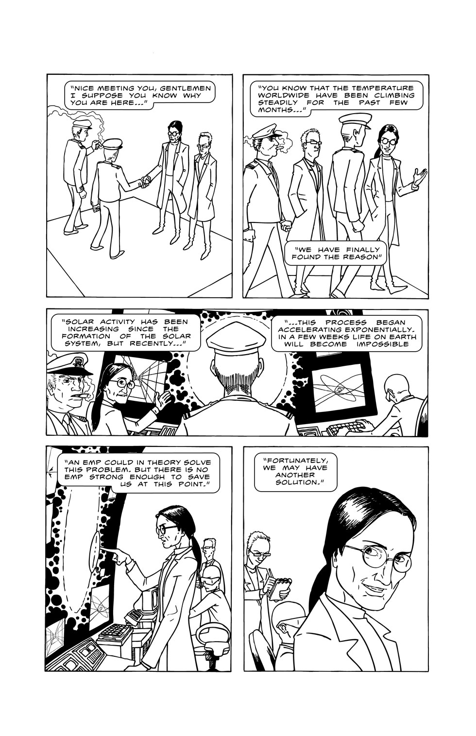 Statue of man (page 3)