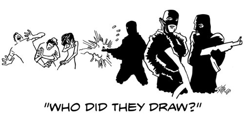Who did they draw?