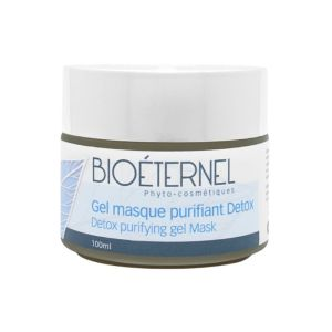 Gel masque purifiant detox