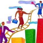Όσο πιο ψηλά στη σκάλα της εργασιακής ιεραρχίας βρίσκεται κάποιος, τόσο λιγότερο άγχος βιώνει