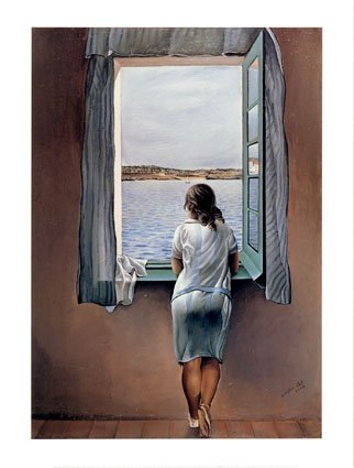 person-at-the-window-by-salvador-dali