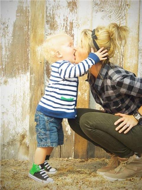 mommy-kid