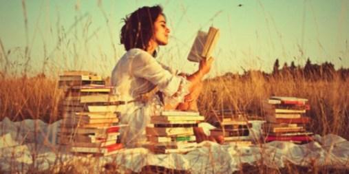 woman~reading