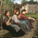 Οι τρεις γυναίκες και η Ευτυχία