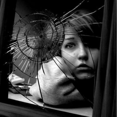 girl-and-broken-window-wallpaper
