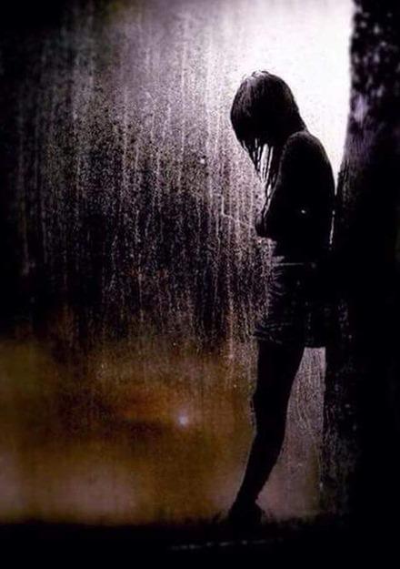 rain-woman