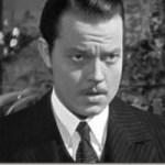 Ο Orson Welles του Πολίτη Κέιν