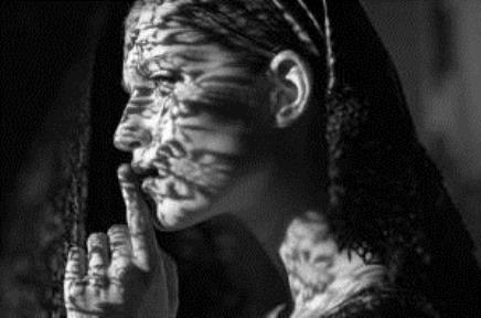 silence-woman