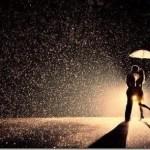 6 κοινά σημεία: Ο έρωτας είναι σαν τη βροχή