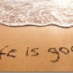 Πώς ξέρετε πότε η ζωή σας είναι καλή;