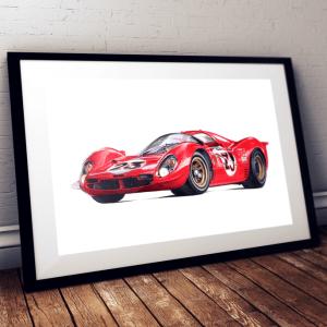 Ferrari 330 P4 - 1967