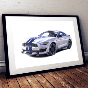 Ford Mustang Shelby 350GT - 2015