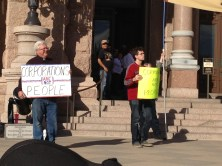 Texan United to Amend Rally