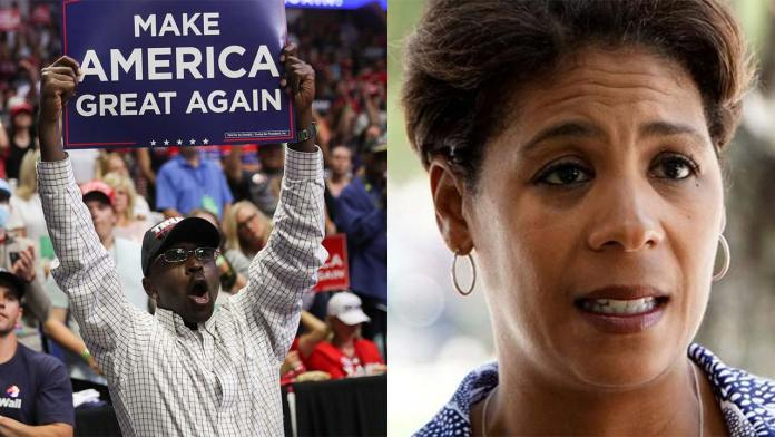 Democratic Candidate Says Black Male Trump Supporters Hate Black Women
