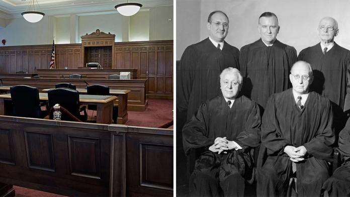 Judge Says Remove All Pictures of White Judges From Courtroom