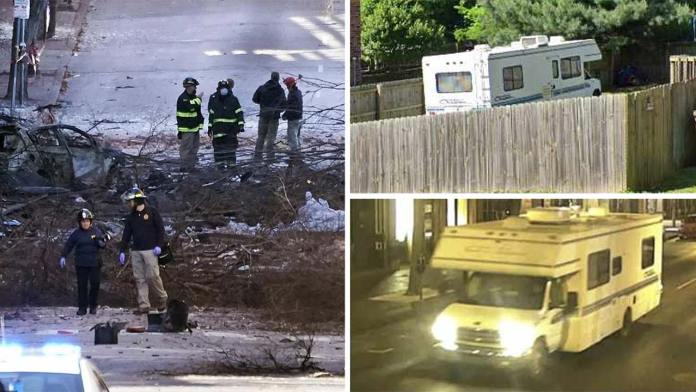 Nashville RV Bomber Identified By The FBI