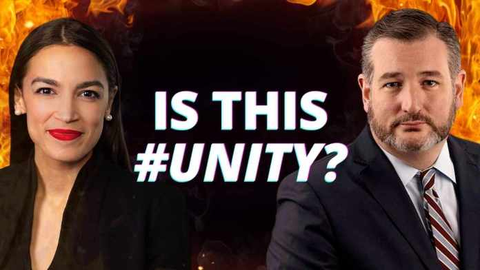 What AOC's Clapback Says About Unity in 2021