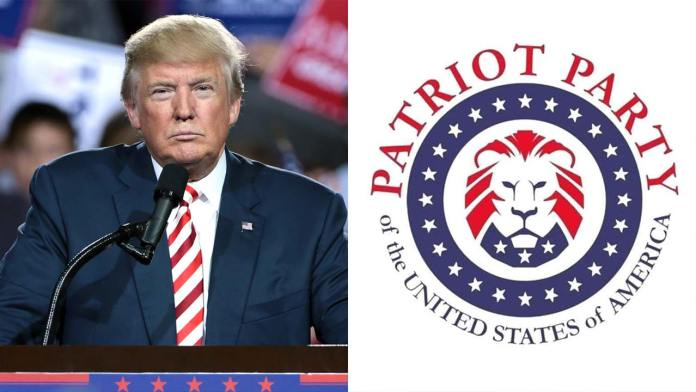 Is The Patriot Party A Viable Third Option