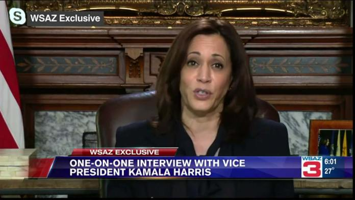Kamala Harris Doesnt Know A Land Mine From A Coal Mine Allegedly