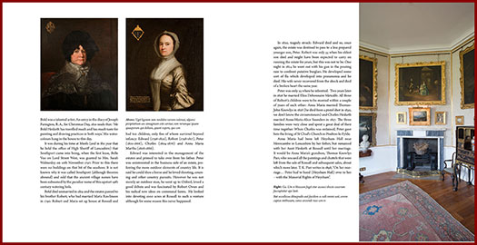 Work in progress: a Catalogue of the Paintings at Meols Hall, Southport