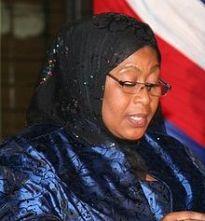 Samia_Suluhu_Hassan vp tanzania
