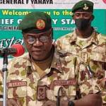 Army Chief Lands In Imo, Says Troops Must Redouble Efforts Against IPOB Members