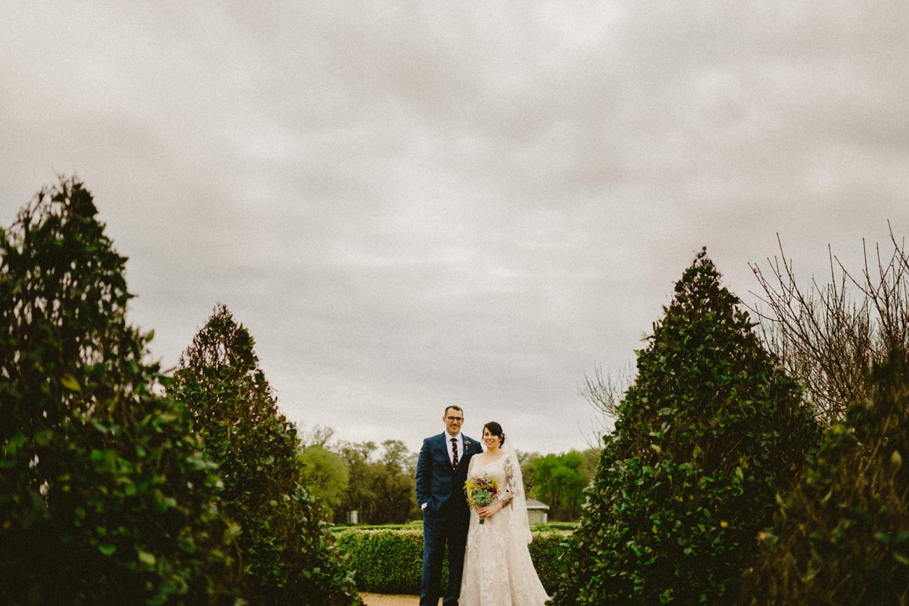 Gardens Of Cranesbury View Wedding Photos