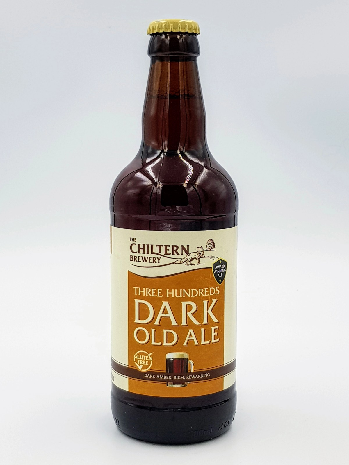 Chiltern Brewery Three Hundreds Dark Old Ale