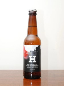 Harbour Brewing, Rhubarb and Pink Peppercorn Berliner Weisse