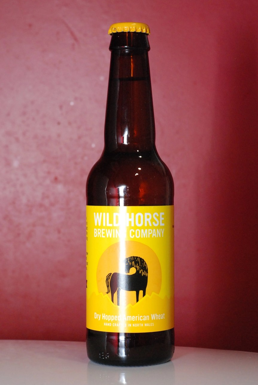 Wild Horse Brewing Co, Dry-Hopped American Wheat Beer