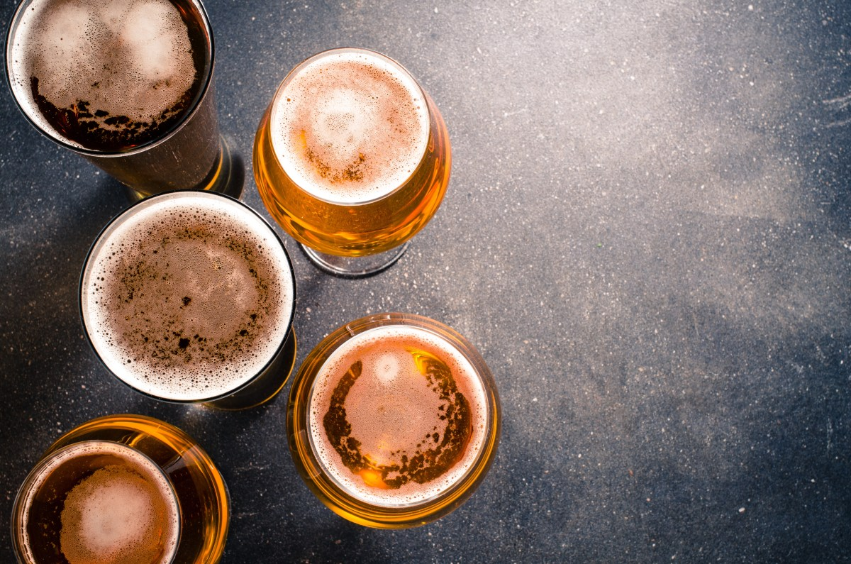 Gluten-free beer is better now than it's ever been