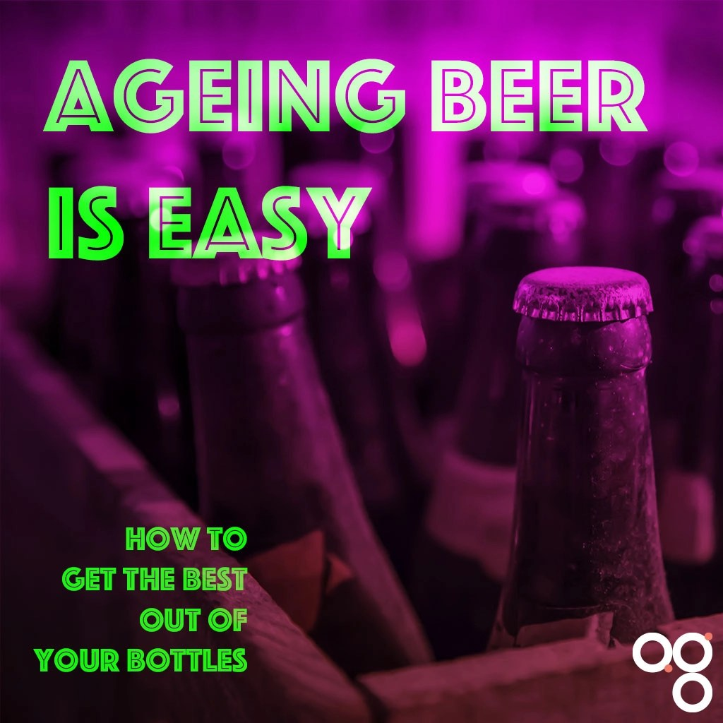 ageing beer at home is easy