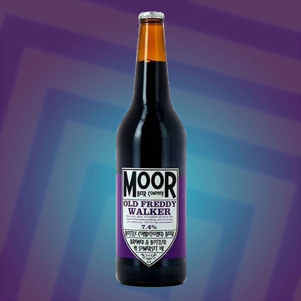 Moor Beer Co, Old Freddy Walker