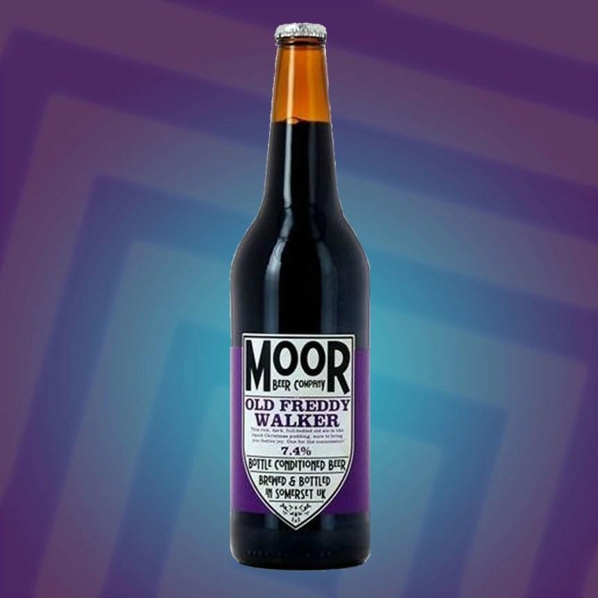 Moor Beer Co, Old Freddy Walker