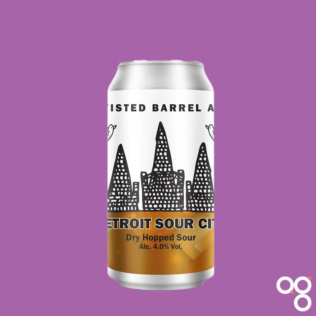 Twisted Barrel, Detroit Sour City