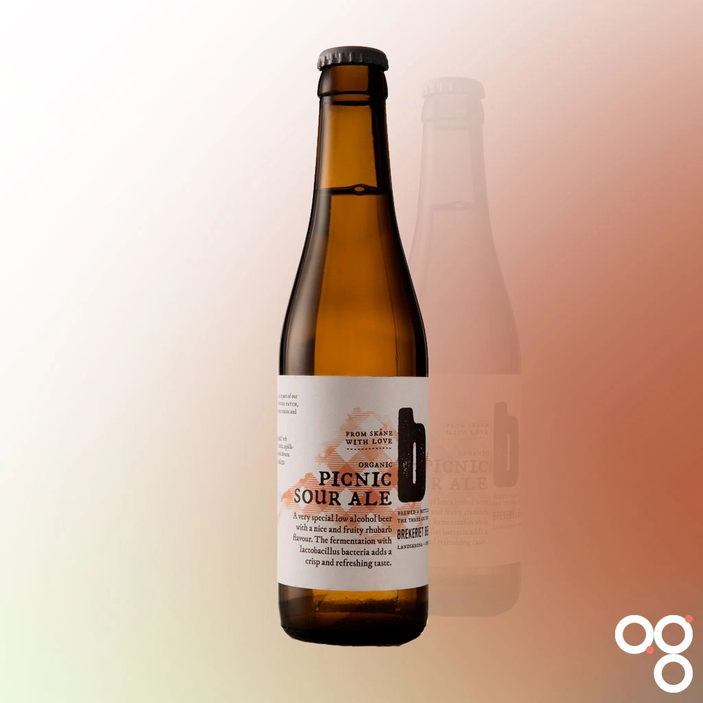 Brekeriet Beer, Picnic Sour (again)