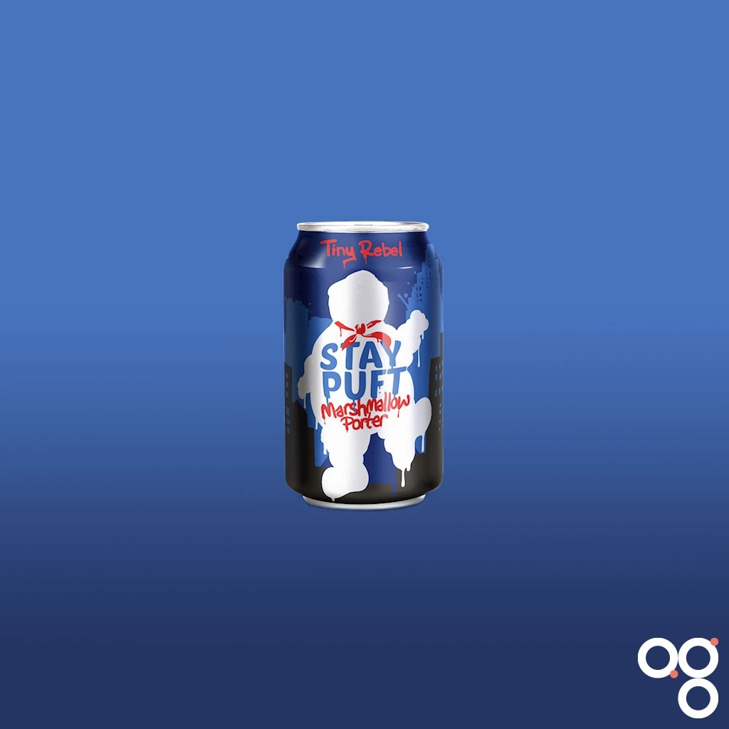 Tiny Rebel, Stay Puft