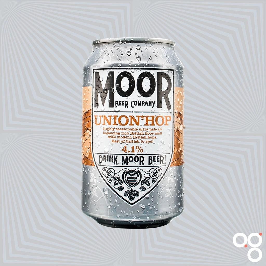 Moor Beer Company, Union' Hop