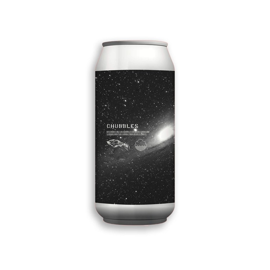 Cloudwater x The Veil, Chubbles v2. The ultimate juice bomb. Does not taste like 10%.