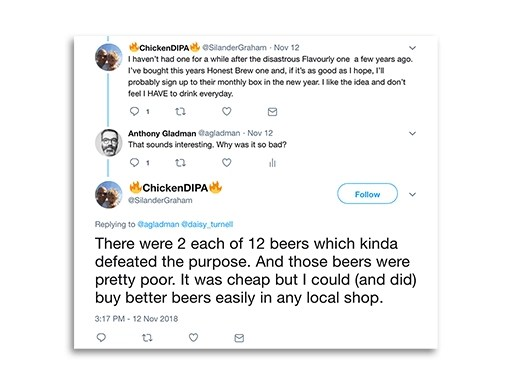 Tweets from Chicken DIPA