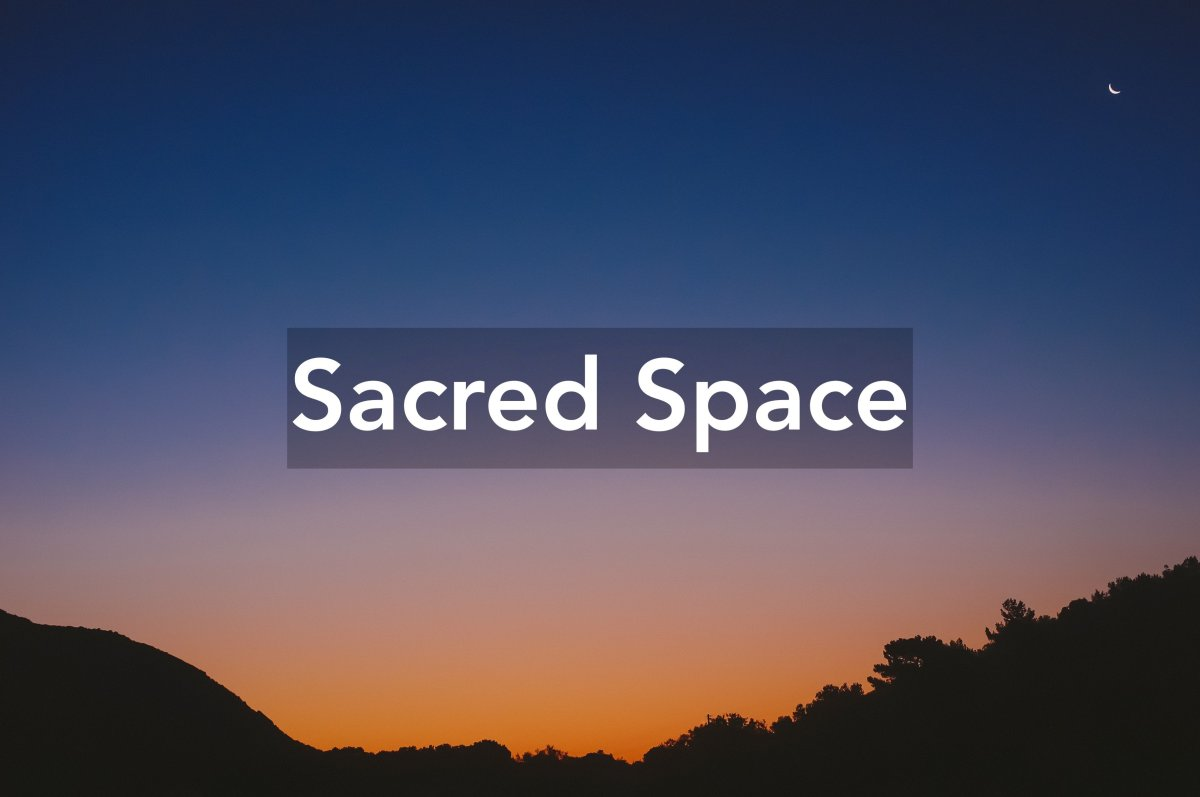Sacred Space: Five Principles of Divine Structure