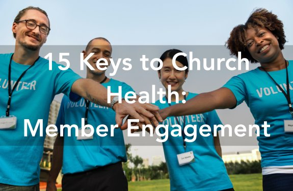Engagement In Church