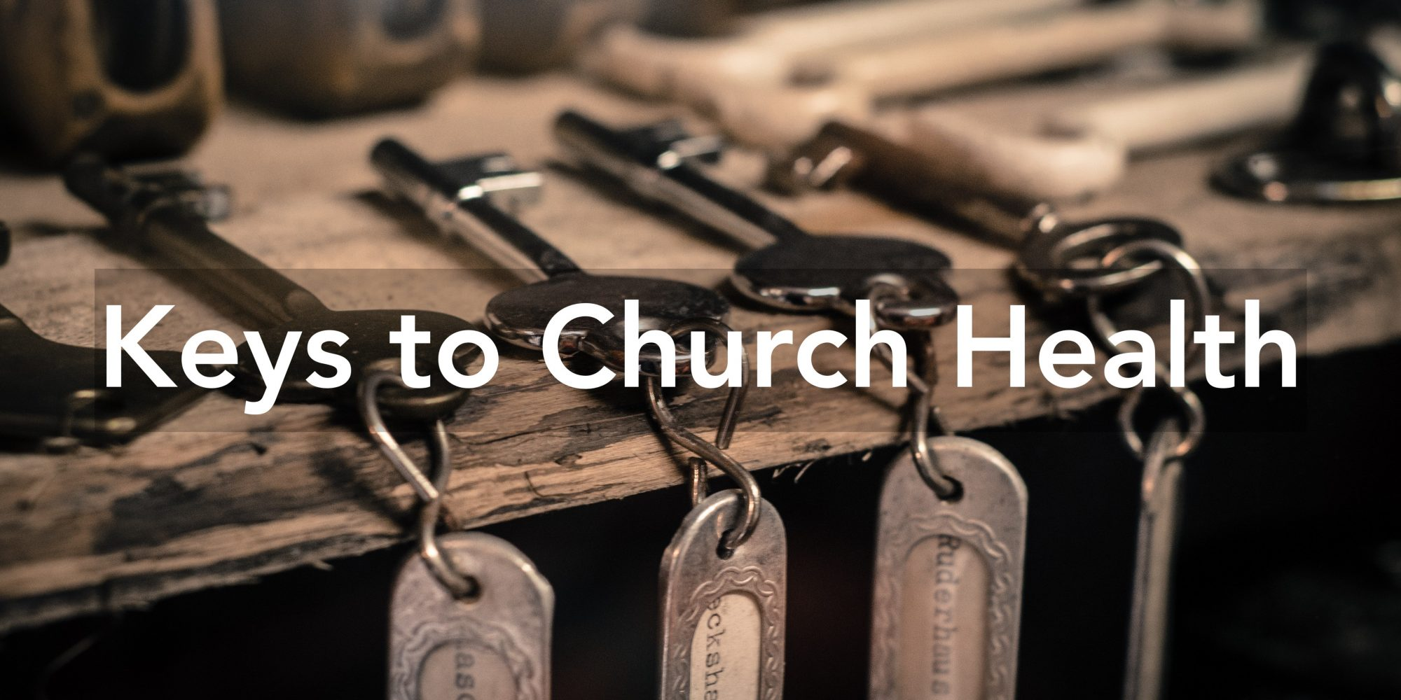 keys to church growth